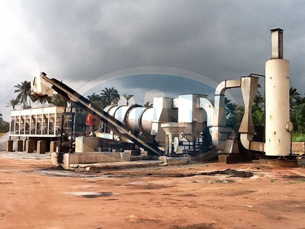 Mobile Asphalt Drum Mixing Plant Malaysia
