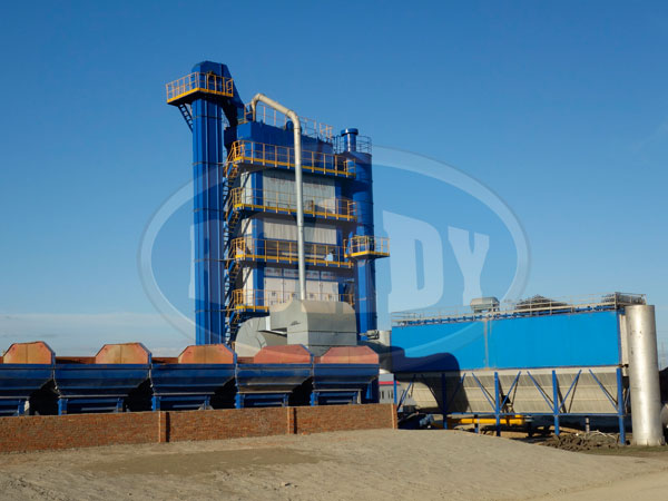 Asphalt Plant Safely