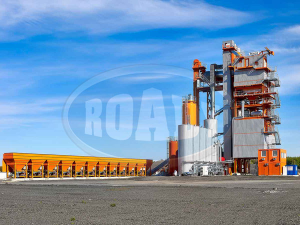 Intelligent Asphalt Plant