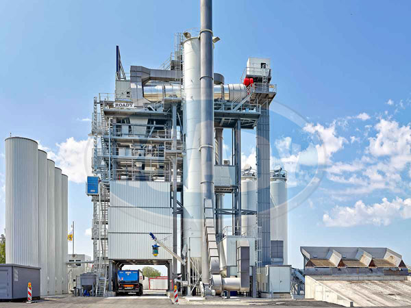 Rubber Modified Asphalt Plant