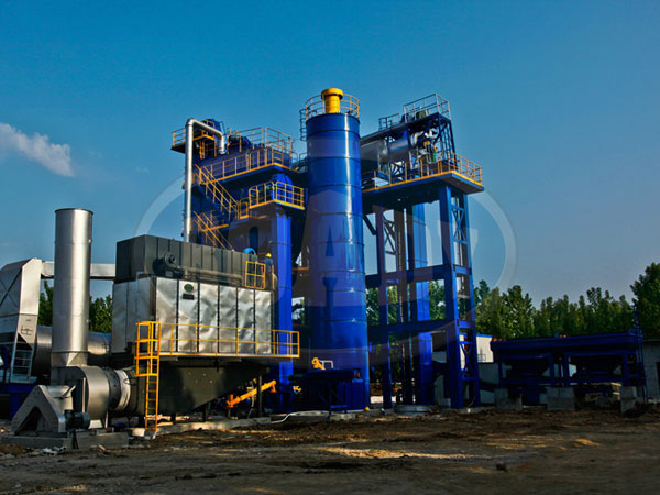 asphalt mixing plant suppliers