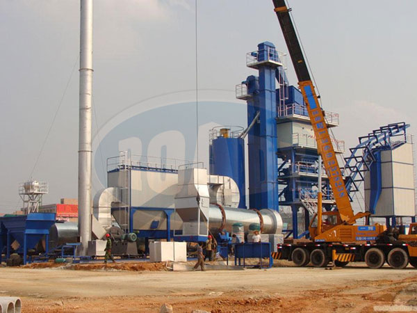 Asphalt Production Line