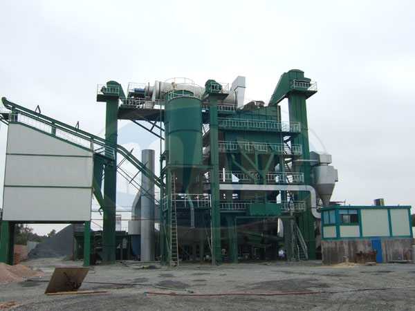 asphalt recycling equipment