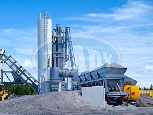 Bitumen Plant for High-class Roads