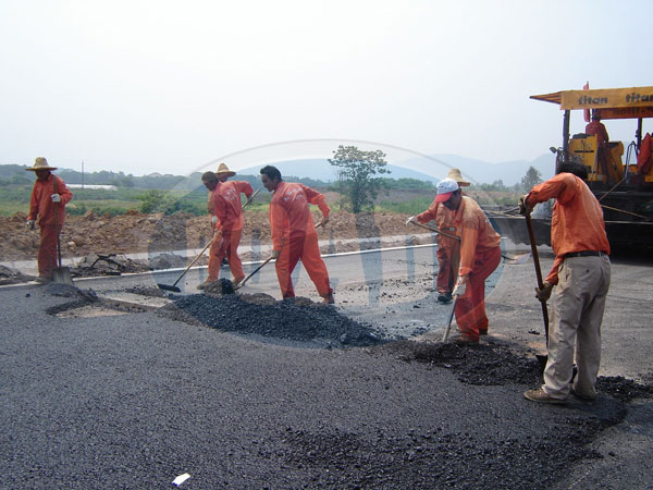 Recycled Asphalt Product