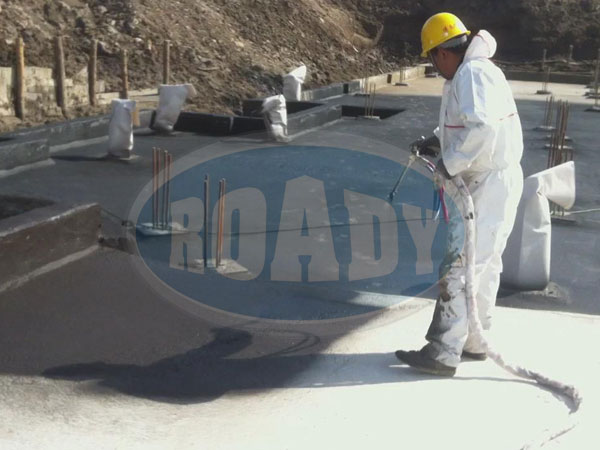 Rubberized Asphalt