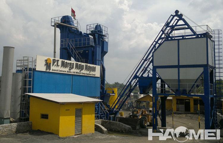 asphalt mixing plant manufacturers