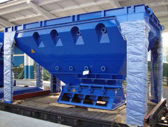 factory asphalt mixing plant delivery